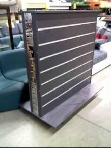 presentoir gondole retif anthracite d 39 occasion. Black Bedroom Furniture Sets. Home Design Ideas