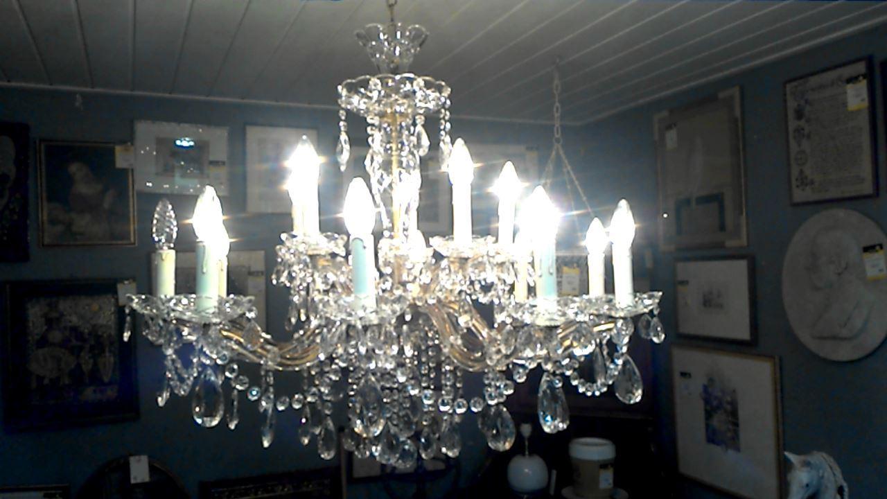 Lustre cristal d 39 occasion - Produit nettoyage lustre cristal ...